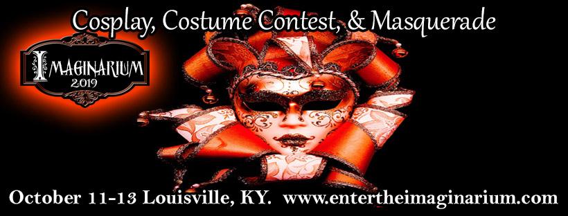 Masquerade Ball and Costume Contest 2019 – Imaginarium Convention